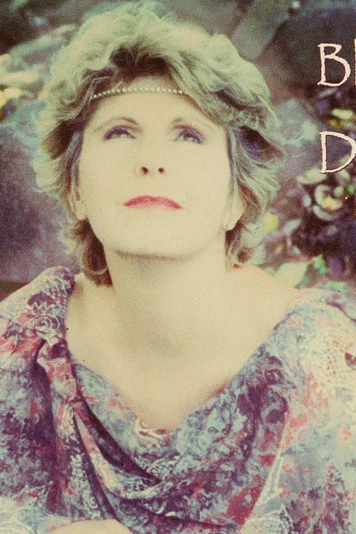Fotos da cantora Annie Haslam