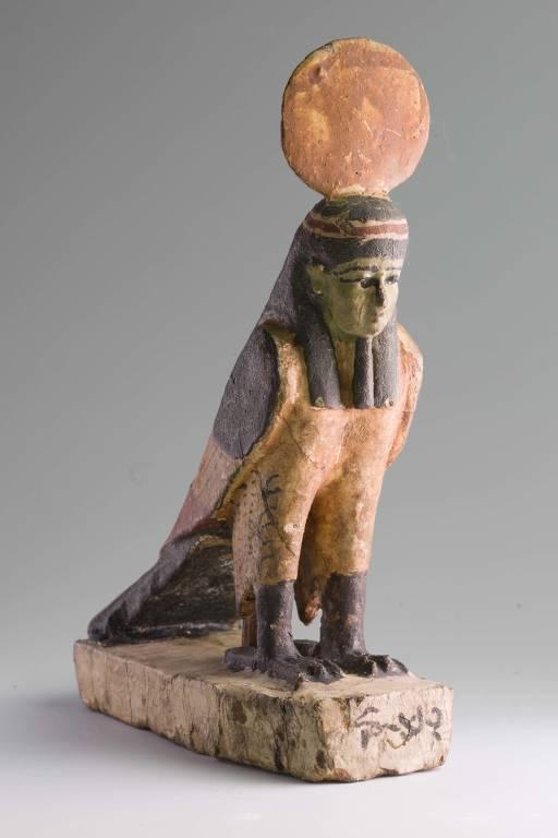 Mostra sobre antigo Egito no CCBB-SP tem esfinges, caixões e até múmias