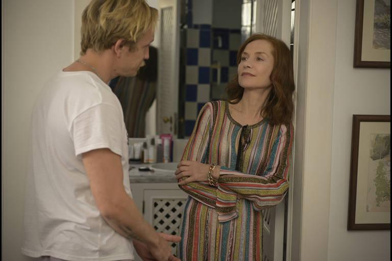 Veja cenas de 'Frankie', com Isabelle Huppert