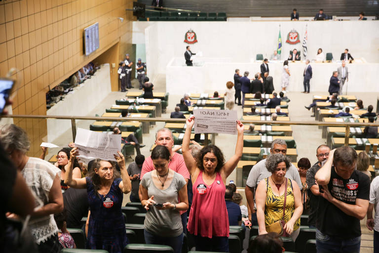 Veja trajetória da reforma da Previdência de São Paulo