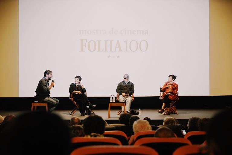Exibição de 'Cidadão Kane' na abertura da Mostra de Cinema Folha 100