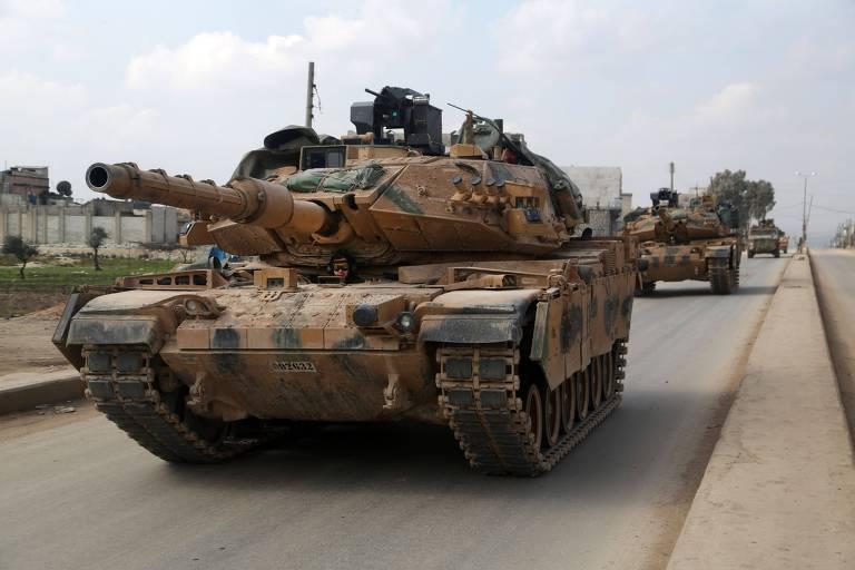 Tensão entre Rússia e Turquia sobe, e Erdogan anuncia ofensiva iminente