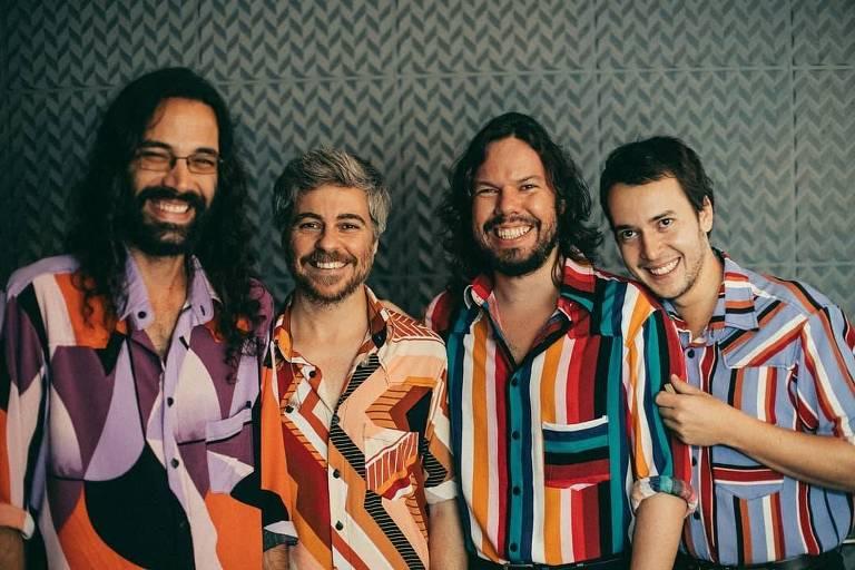 Liderada pelo vocalista e guitarrista Teago Oliveira, banda baiana Maglore completa dez anos de carreira e celebra com disco 'Maglore Ao Vivo', lançado em 2019