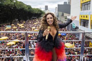 Bloco Pipoca da Rainha - Daniela Mercury