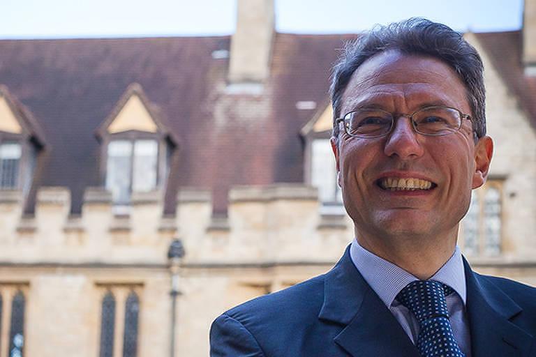 Luciano Floridi, professor da Universidade Oxford, é especialista em ética aplicada ao mundo da computação