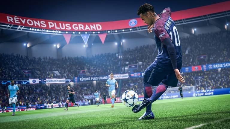 Jogo Fifa 19, disponível no EA Access e Origin Access