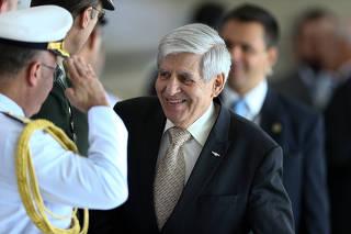 BOLSONARO / PLANALTO / GUARDA PRESIDENCIAL