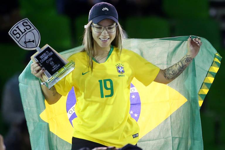 Sobre pranchas, Brasil sonha com medalhas nos Jogos de Tóquio