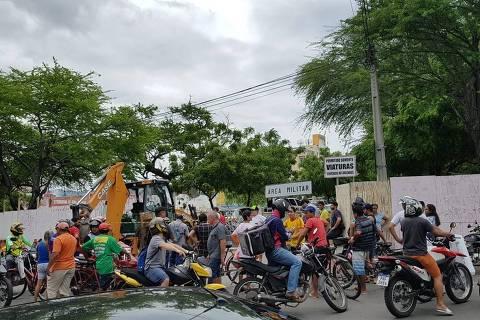 Ceará tem um assassinato por hora após motim de policiais
