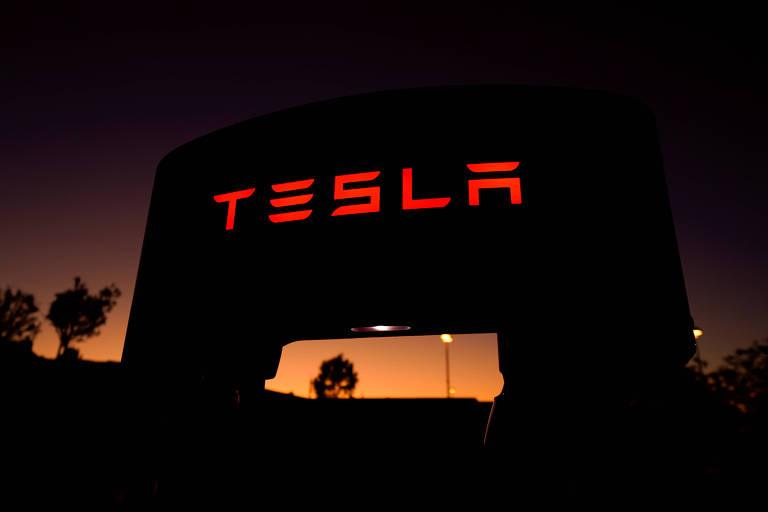 Carros elétricos da Tesla