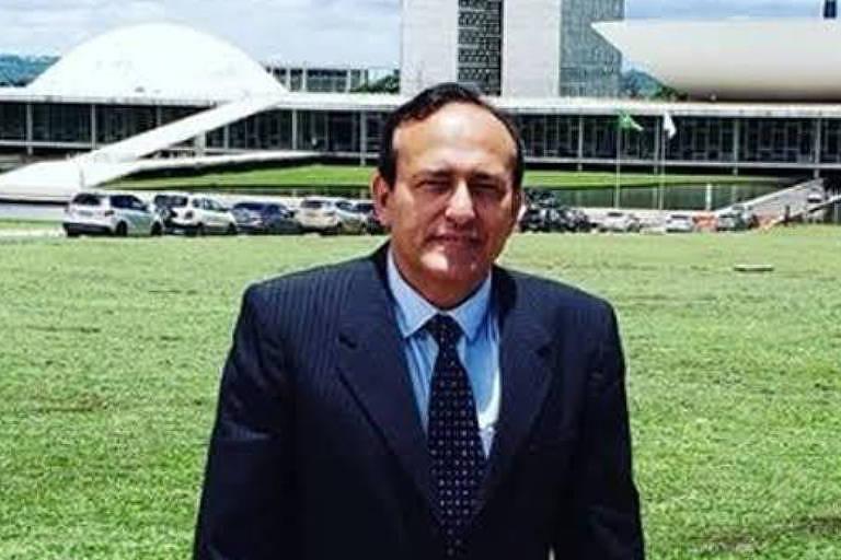 O apresentador Edilásio Barra, o Tutuca, que assume a superintendência de desenvolvimento econômico da Ancine