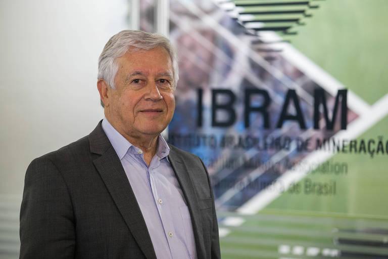 Flávio Ottoni Penido - Engenheiro e consultor em mineração, é diretor-presidente do Instituto Brasileiro de Mineração (Ibram)
