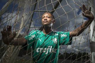 Entrevista com jogadoras do time feminino do Palmeiras.