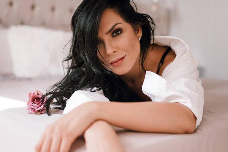 Débora Lyra relembra dez anos do Miss Brasil: 'Confiança nem sempre foi vista com bons olhos'