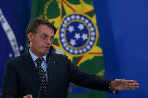 Ilação é tentativa rasteira de tumultuar República, diz Bolsonaro após divulgar vídeo de apoio a ato