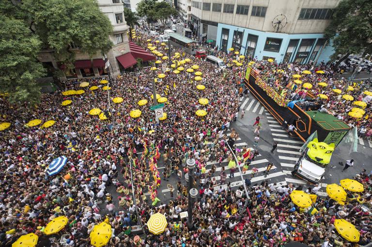 Carnaval 2020 em São Paulo