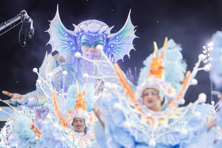 Desfile Mocidade Alegre