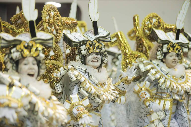 Desfile Águia de Ouro