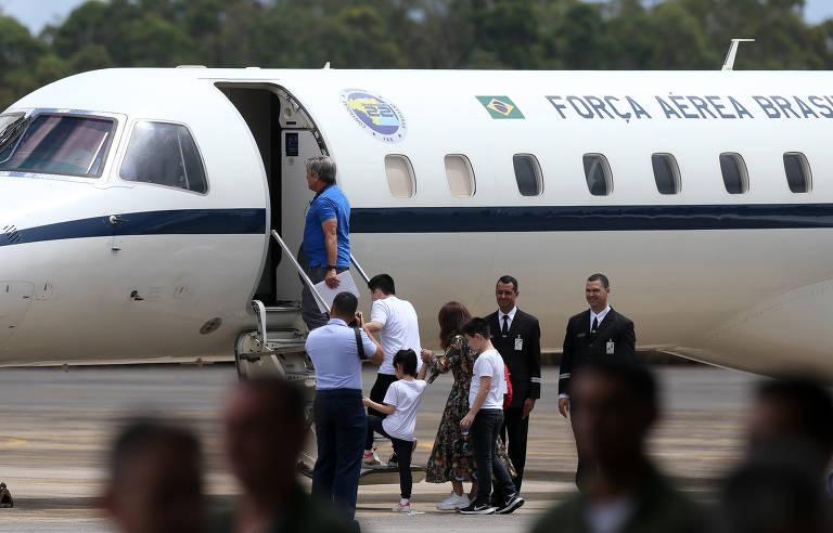 Sem coronavírus, Brasileiros repatriados são liberados de quarentena