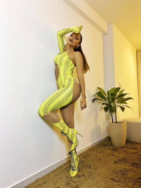 Fantasias dos famosos que se apresentam no Carnaval 2020