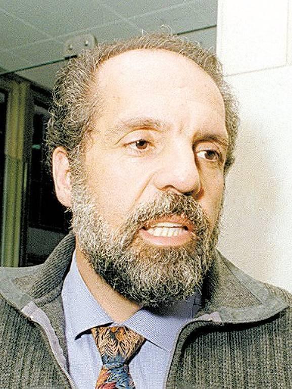 Gilson Menezes, ex-prefeito de Diadema (SP), em 1995