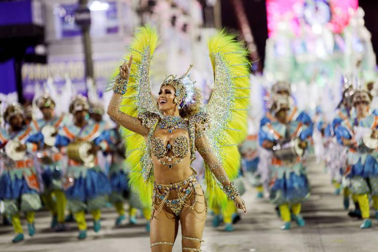 Desfile Paraíso do Tuiuti