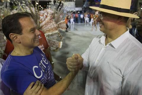 Doria e Witzel têm melhor aprovação do que Bolsonaro na crise, diz Datafolha
