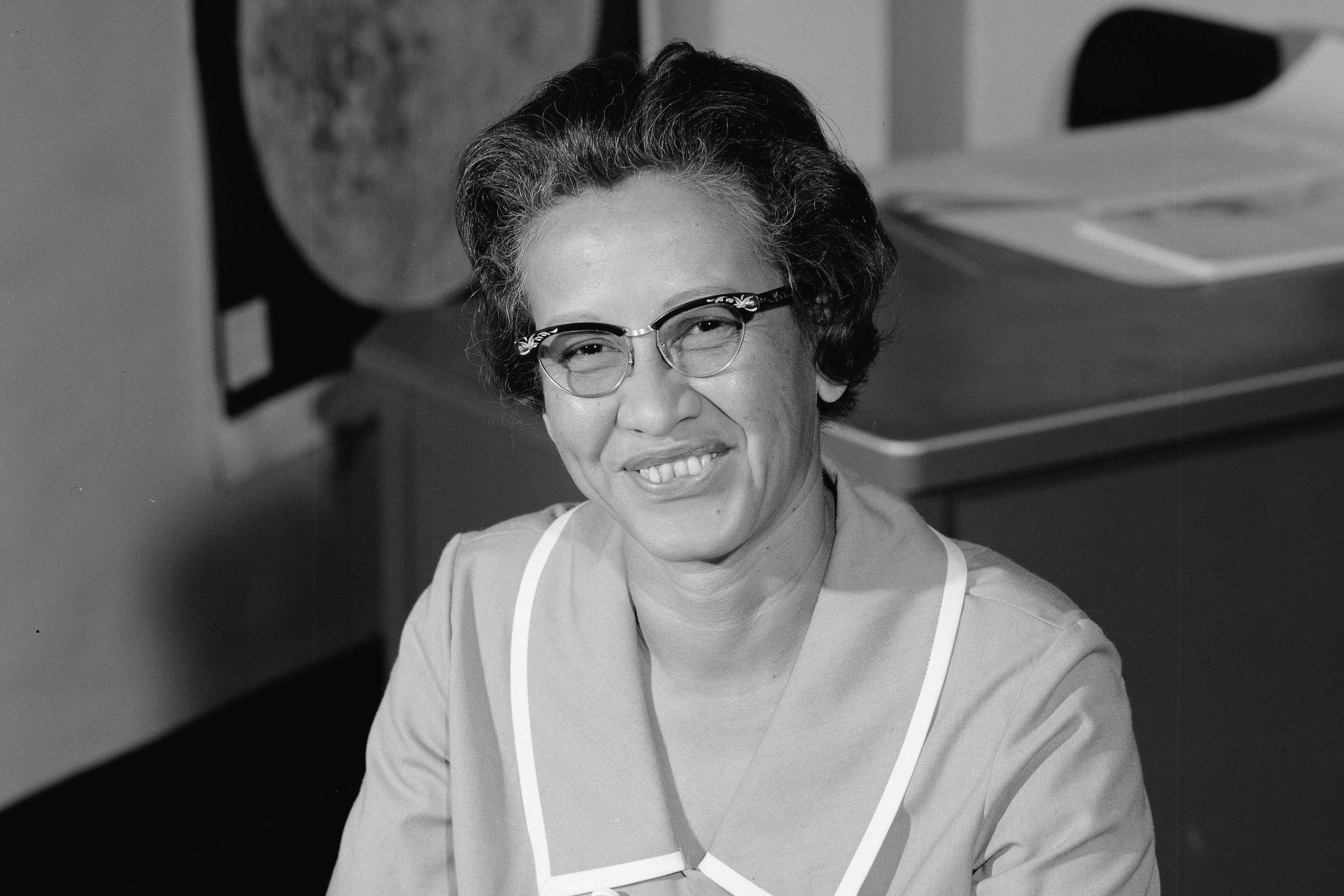 Katherine Johnson dies at 101, one of the mathematicians behind the success of ...