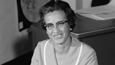 Katherine Johnson, retratada no filme