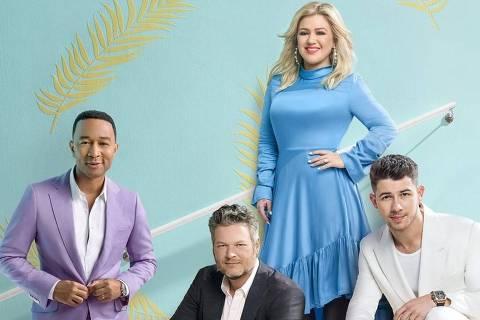 Nova temporada de The Voice EUA