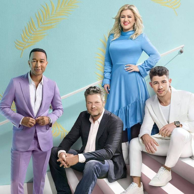 Nova temporada de The Voice EUA 2020