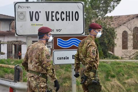 Após mortes por coronavírus na Itália, União Europeia pede a países que evitem medidas extremas