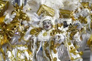 Quesito: Carnaval 2021. Nota: zero!