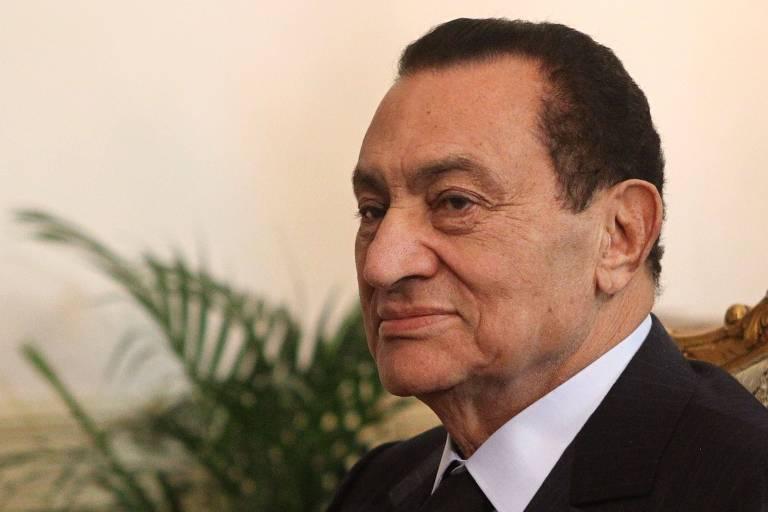 Ditador egípcio por quase 30 anos, Mubarak morre aos 91