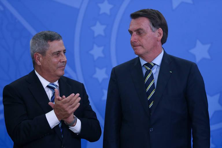Casa Civil aprova nomeação de filha do ministro Braga Netto para cargo na ANS