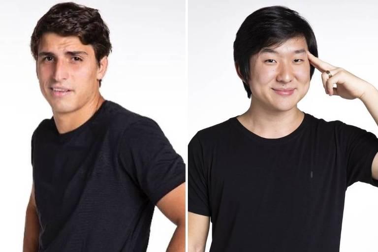 Felipe Prior e Pyong Lee (BBB 20)