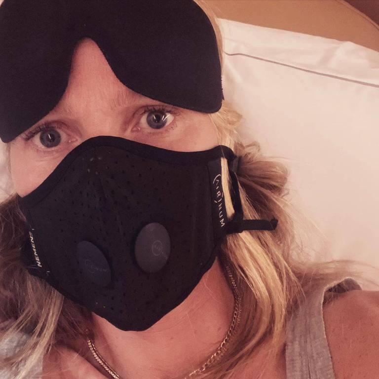 Gwyneth Paltrow contra o coronavirus