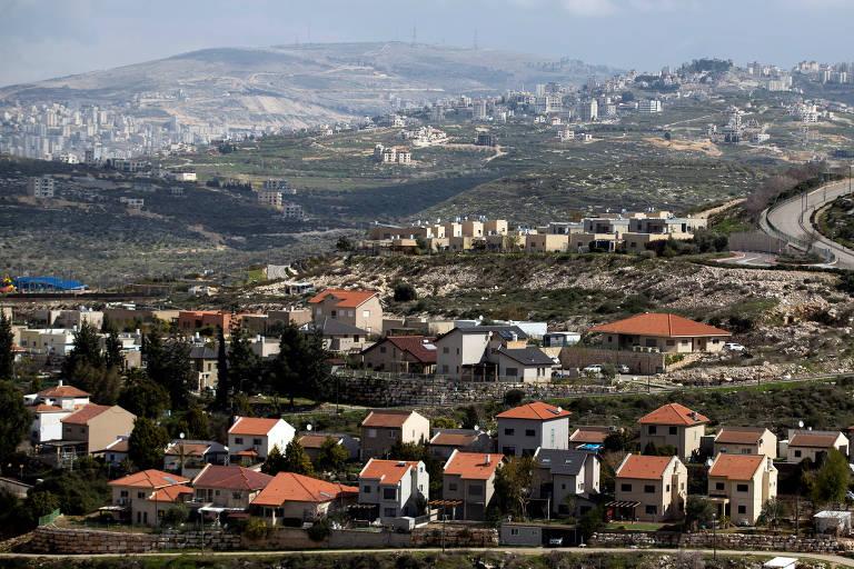 Às vésperas de eleição, Israel anuncia construção de 1.800 casas de colonos na Cisjordânia