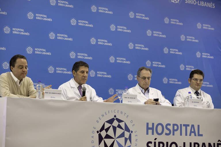 Novo tratamento de Covas reabre debate sobre plano B no PSDB