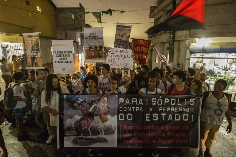 Mortes em Paraisópolis: não foi acidente!