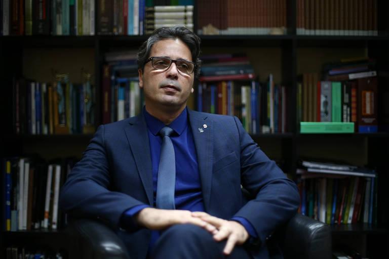 O presidente da ANPR (Associação Nacional dos Procuradores), Fábio George Cruz da Nóbrega