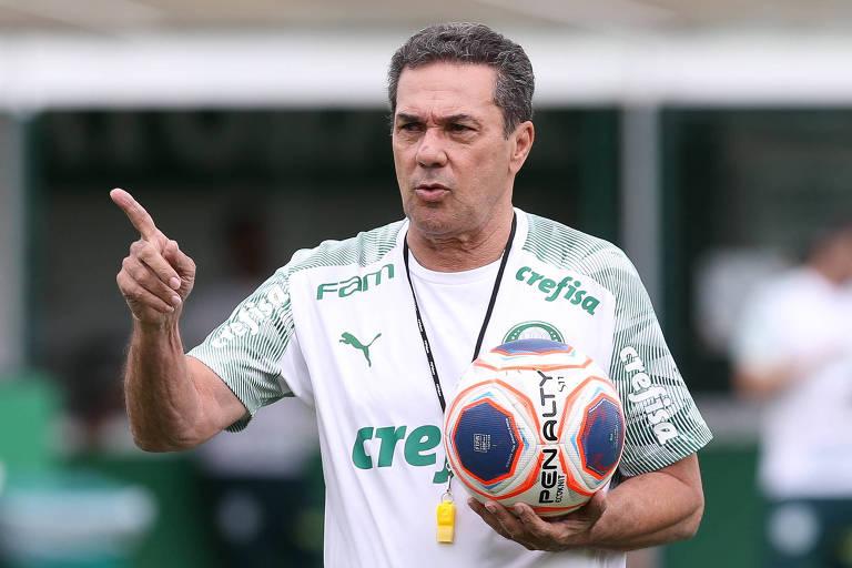 O técnico Vanderlei Luxemburgo tem feito o Palmeiras jogar o melhor futebol entre os quatro grandes do estado de São Paulo