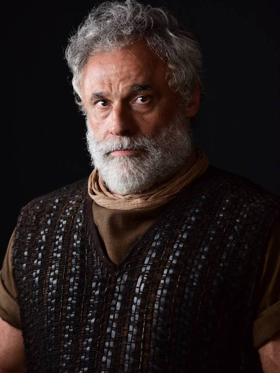 Oscar Magini em Gênesis