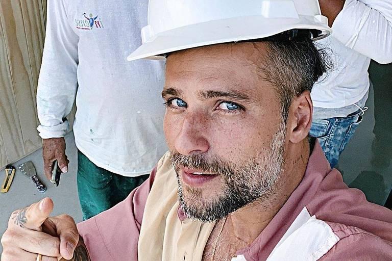 Bruno Gagliasso está construindo nova pousada em Fernando de Noronha, chamada Pousada Maria Flor Noronha