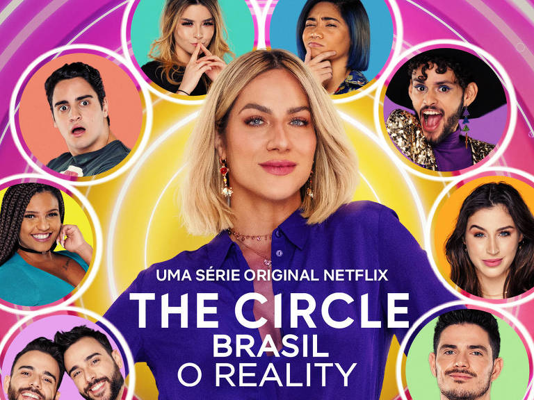 F5 - Cinema e Séries - Giovanna Ewbank apresenta The Circle ...