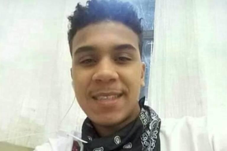 Victor Augusto Espedito Silva Gomes, 18, encontrado morto em trilhos de trem em SP