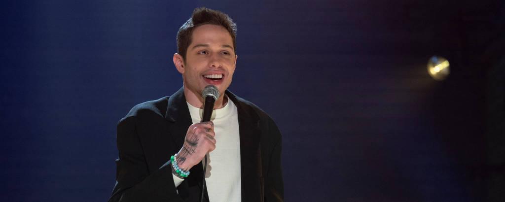 O ator e comediante Pete Davidson