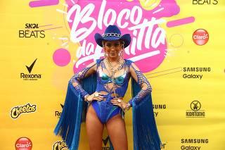 Anitta defende Lexa e diz que público tem mania de olhar sempre para lado negativo