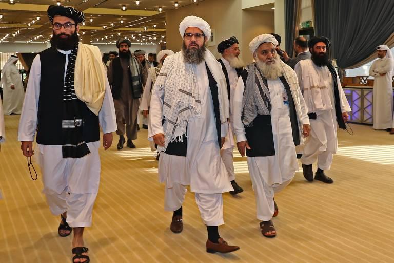 Acordo de paz entre EUA e Taleban, assinado em fevereiro