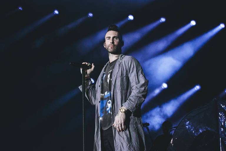 Maroon 5 no Allianz Parque